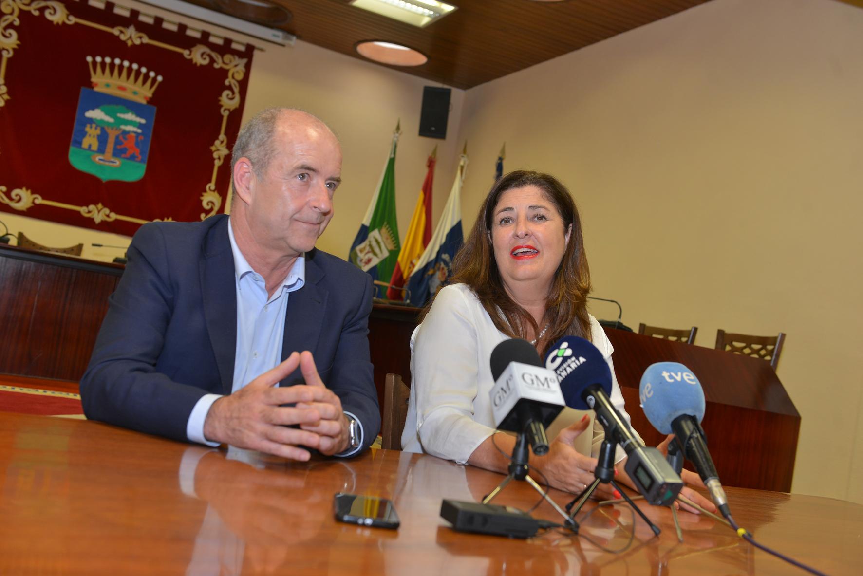 Belén Allende pide una investigación sobre el precio de los combustibles en El Hierro