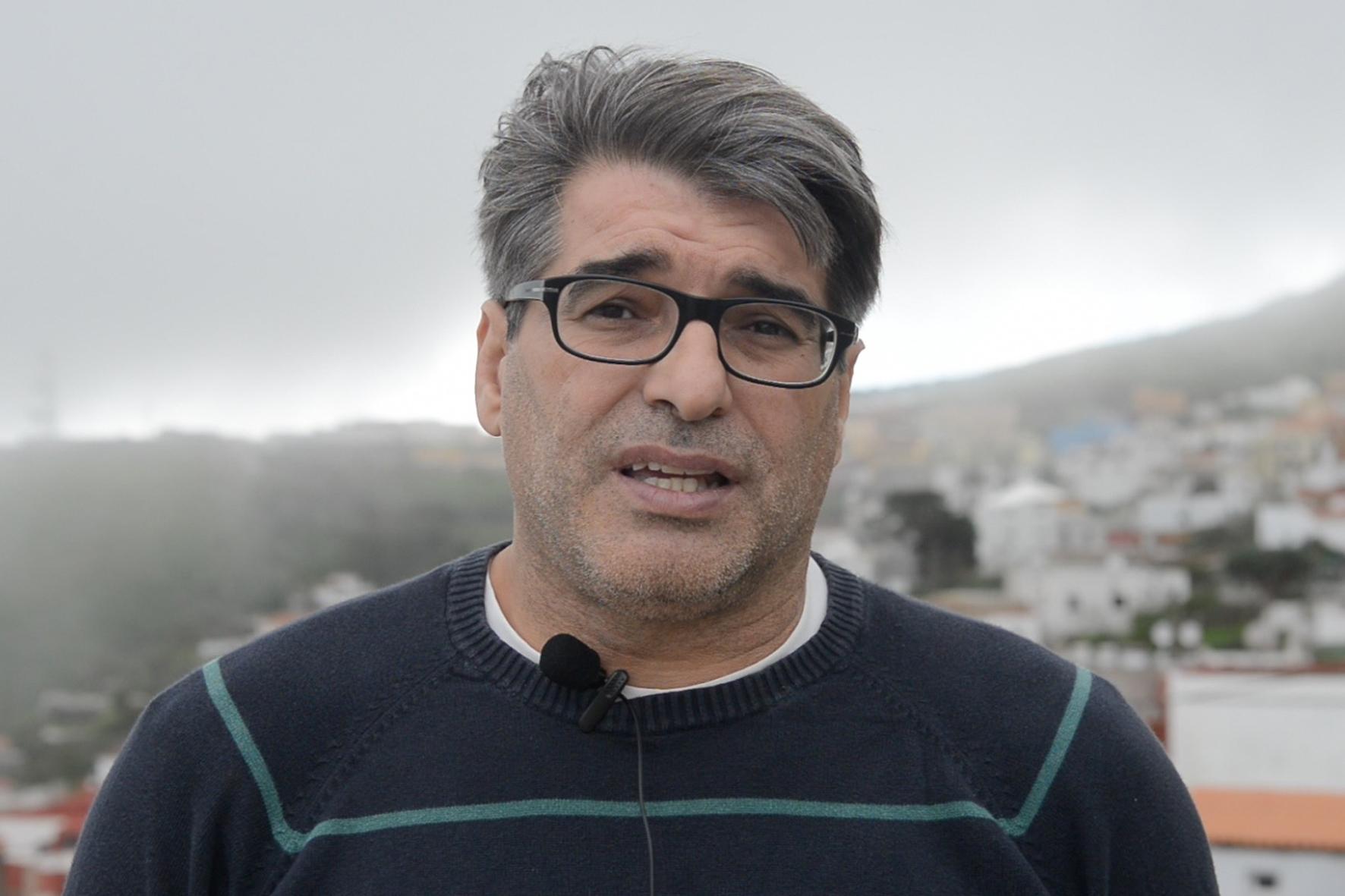 Juan Ramón Marcelino opta a presidir la Federación de Lucha Canaria