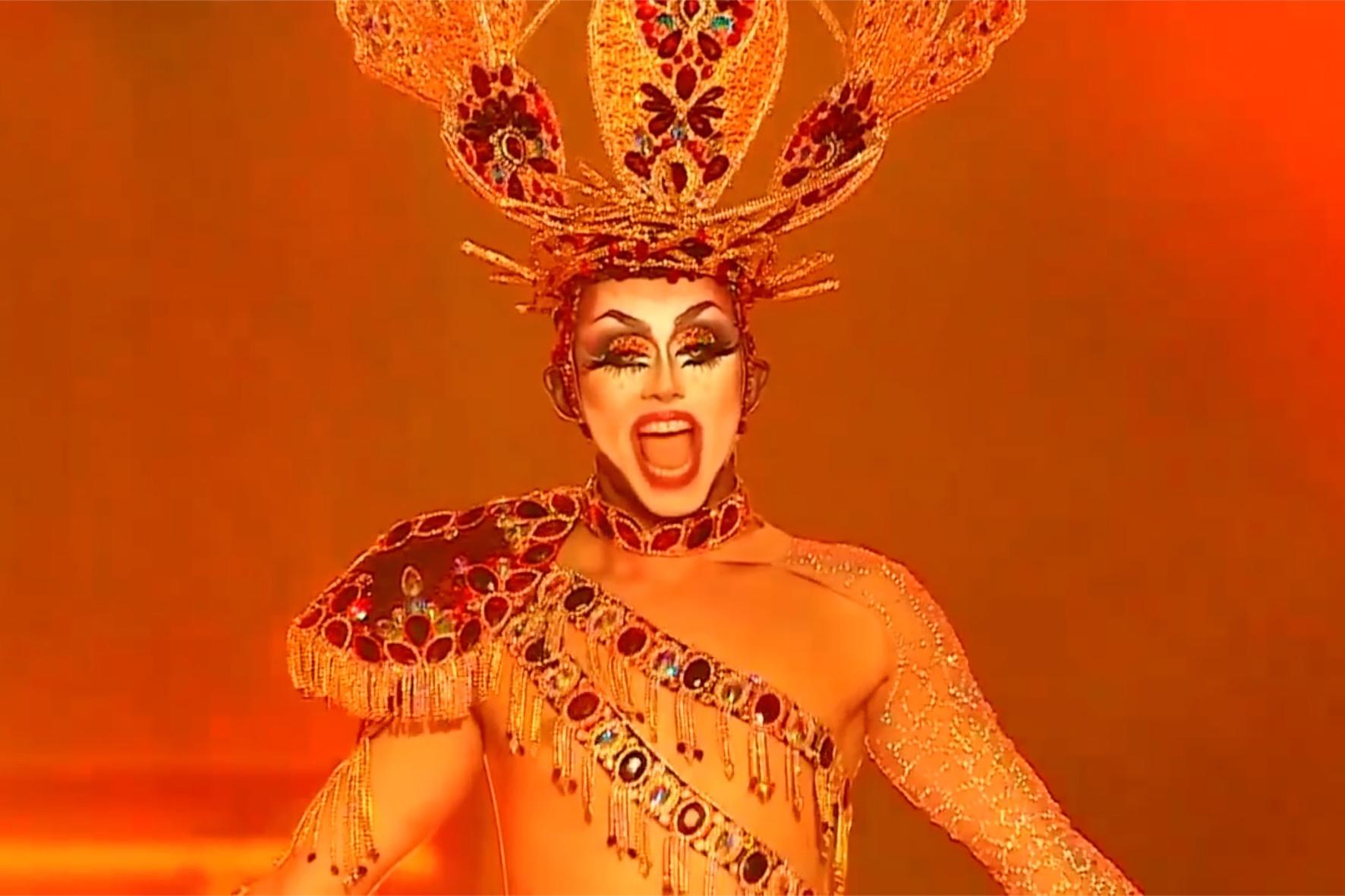 Drag Sethla estará en el Día del Orgullo de El Pinar