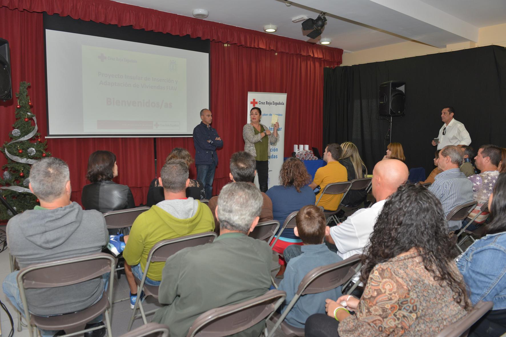 """Finalizó el plan de """"Fomento de la inserción y adaptación de viviendas"""""""