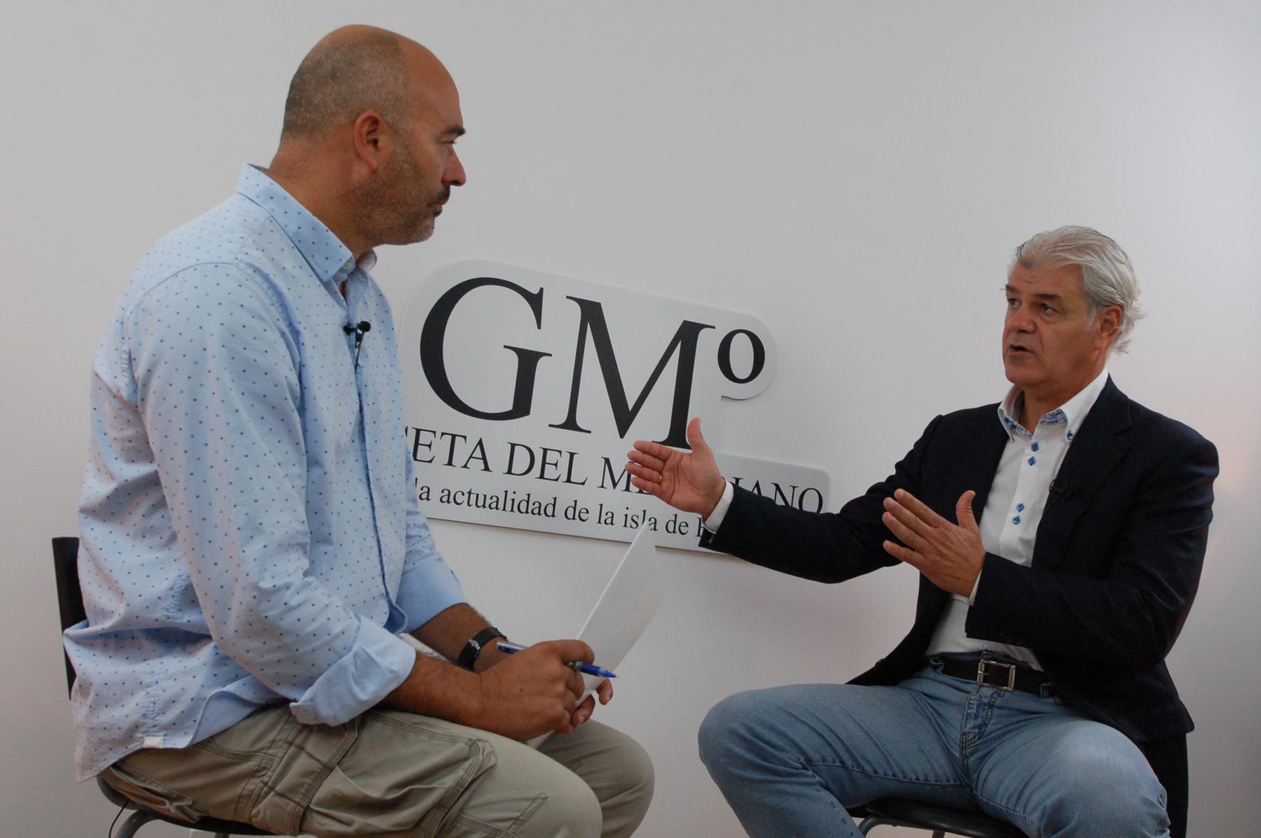 La Entrevista con Alpidio Armas