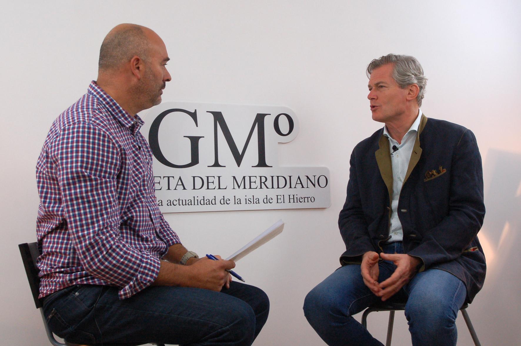 La Entrevista con Gunter Pauli
