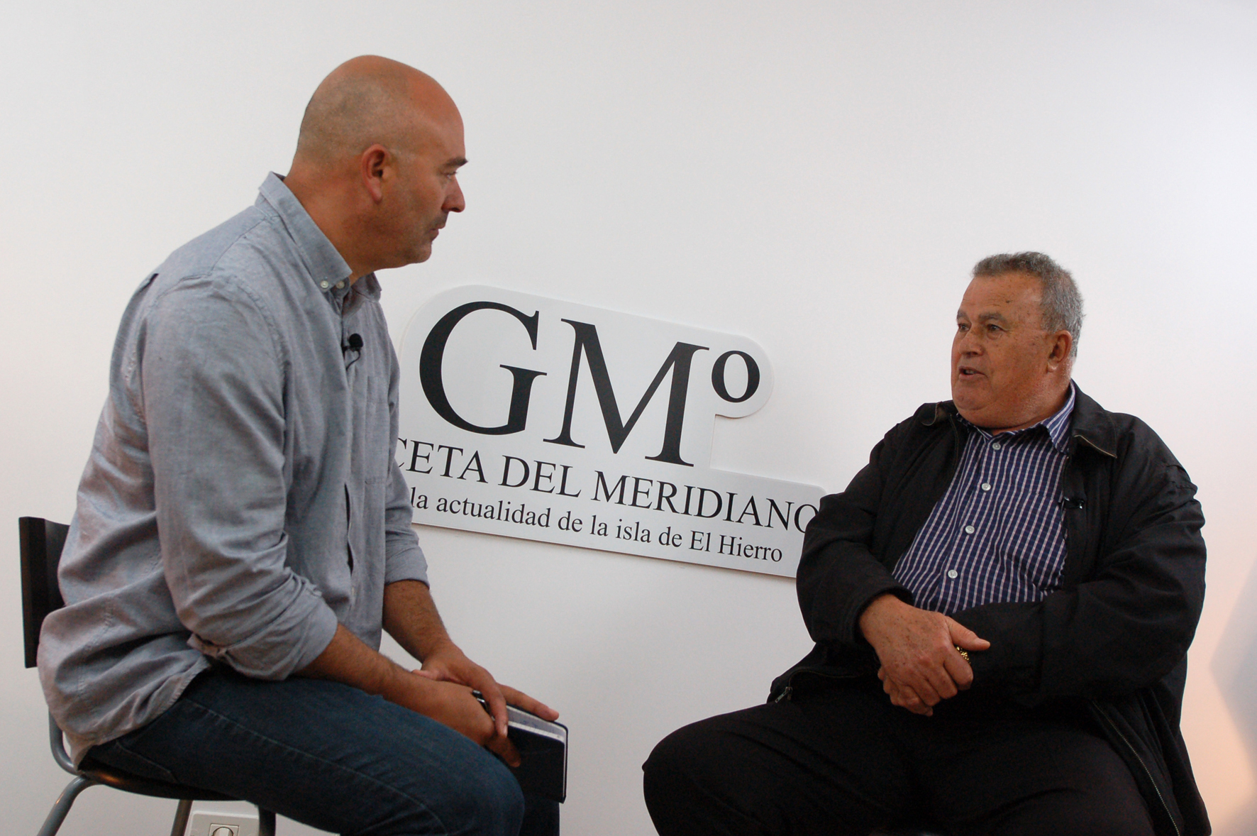 La Entrevista con Miguel Angel Acosta