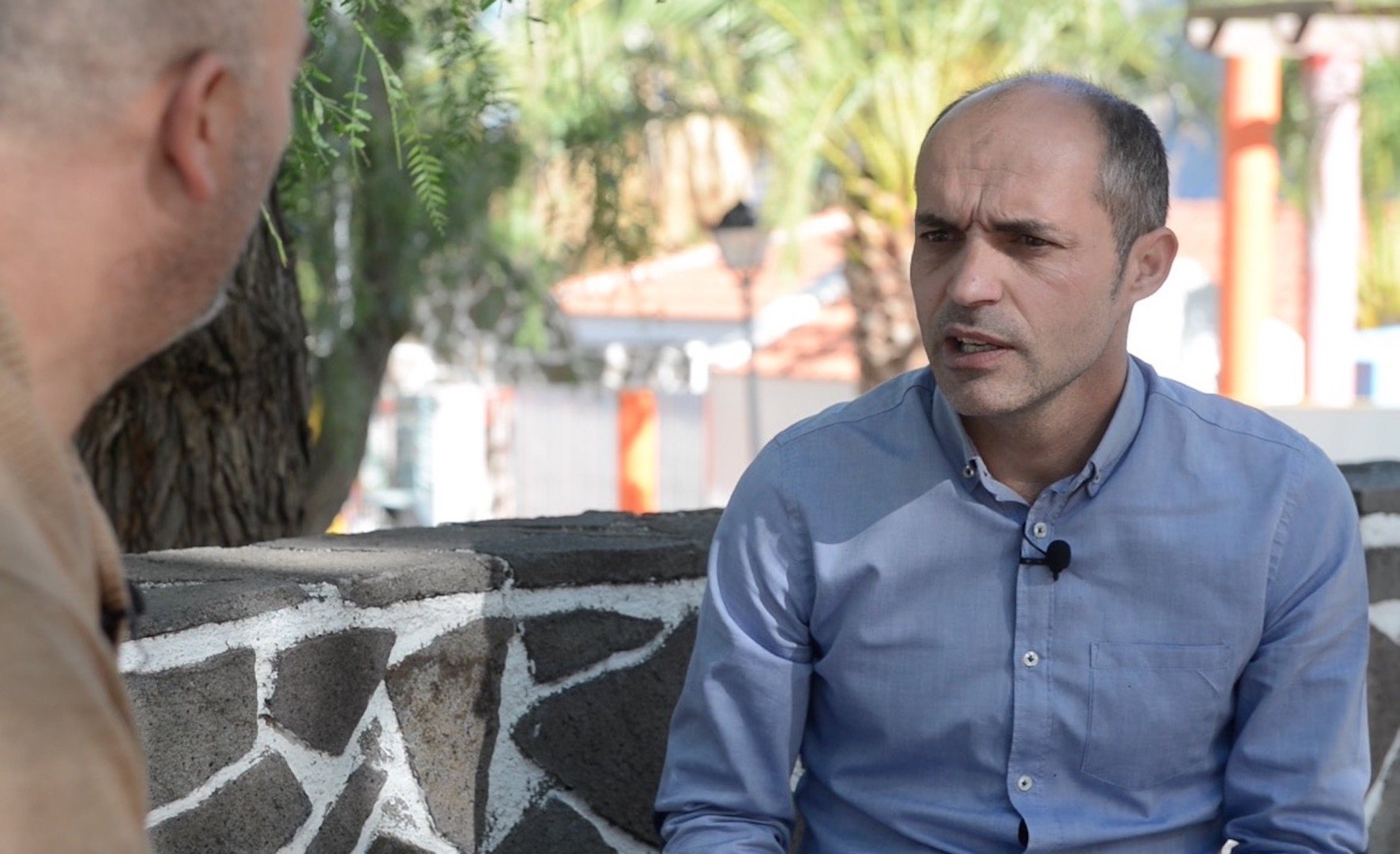 La Entrevista con David Cabrera