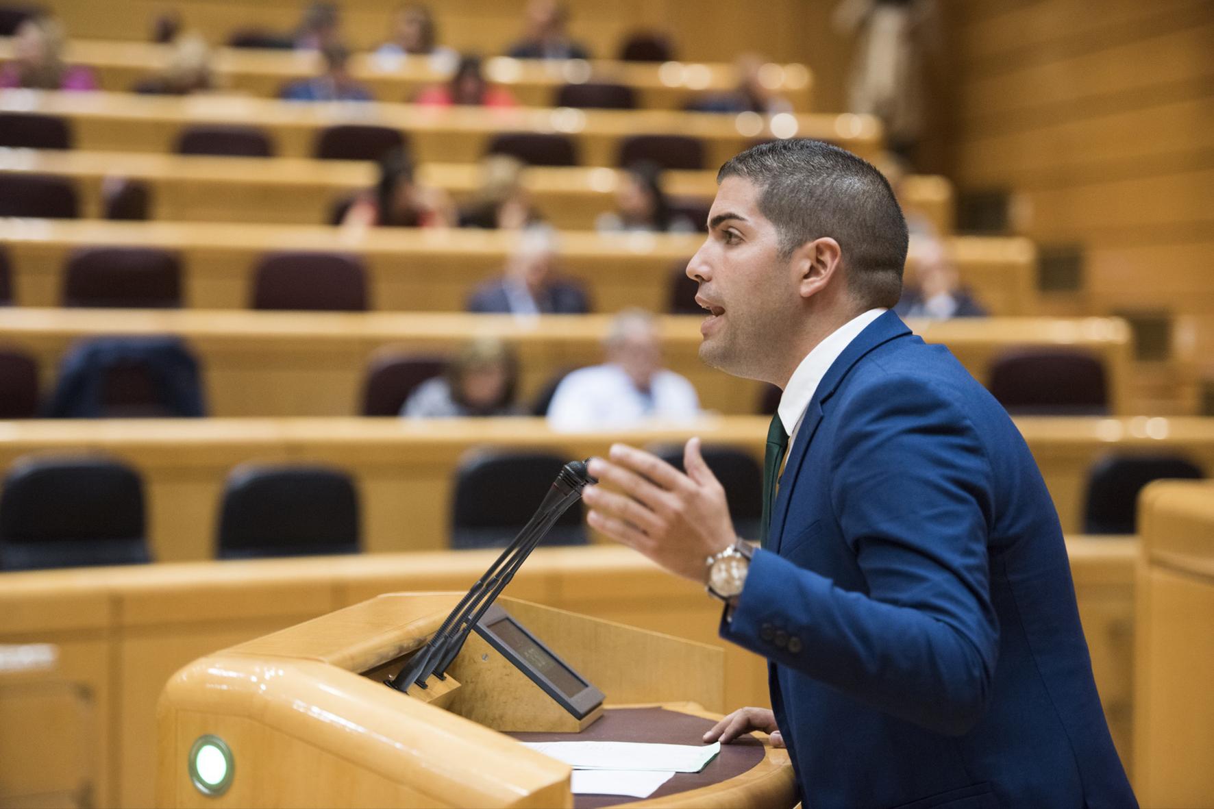 Rodríguez Cejas defiende los PGE 2018 como un acto de justicia con el Archipiélago