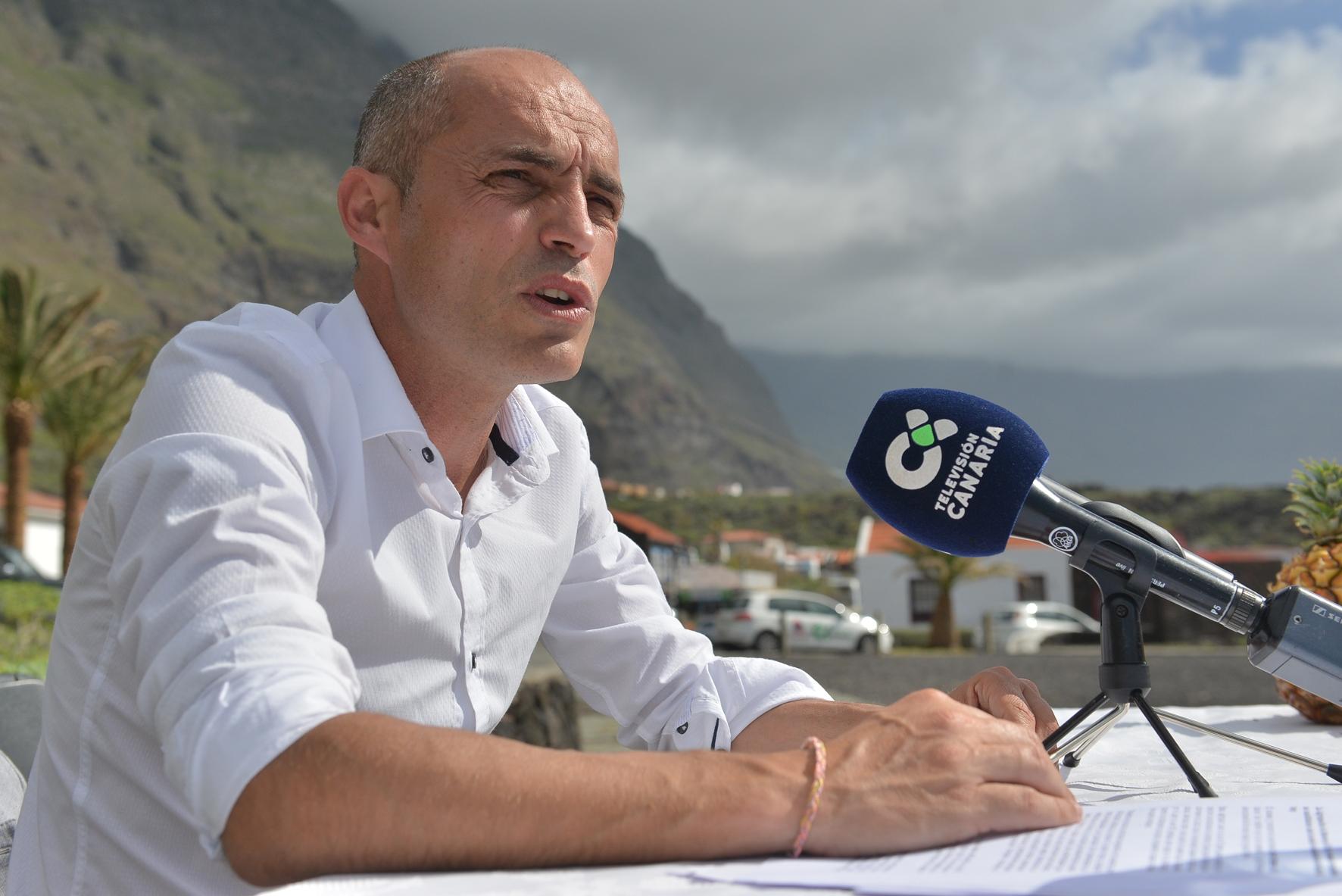 Cabrera presenta propuestas de enmiendas a los presupuestos de Canarias para el año 2020 - GacetadelMeridiano
