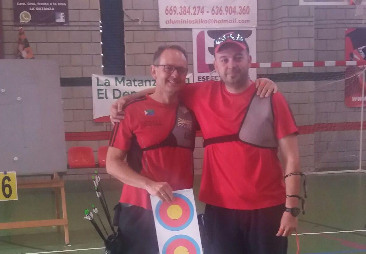 Gaceta Del Meridiano Los Hermanos Mora Campeones De Canarias De  # Muebles Hermanos Mora
