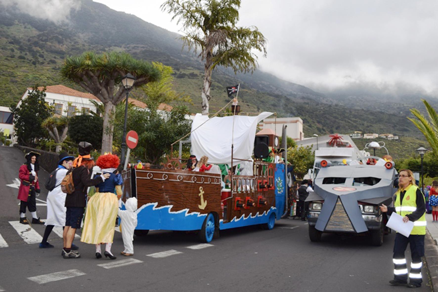 Resultado de imagen de La Frontera abre inscripción para carrozas, grupos y disfraces de Carnaval
