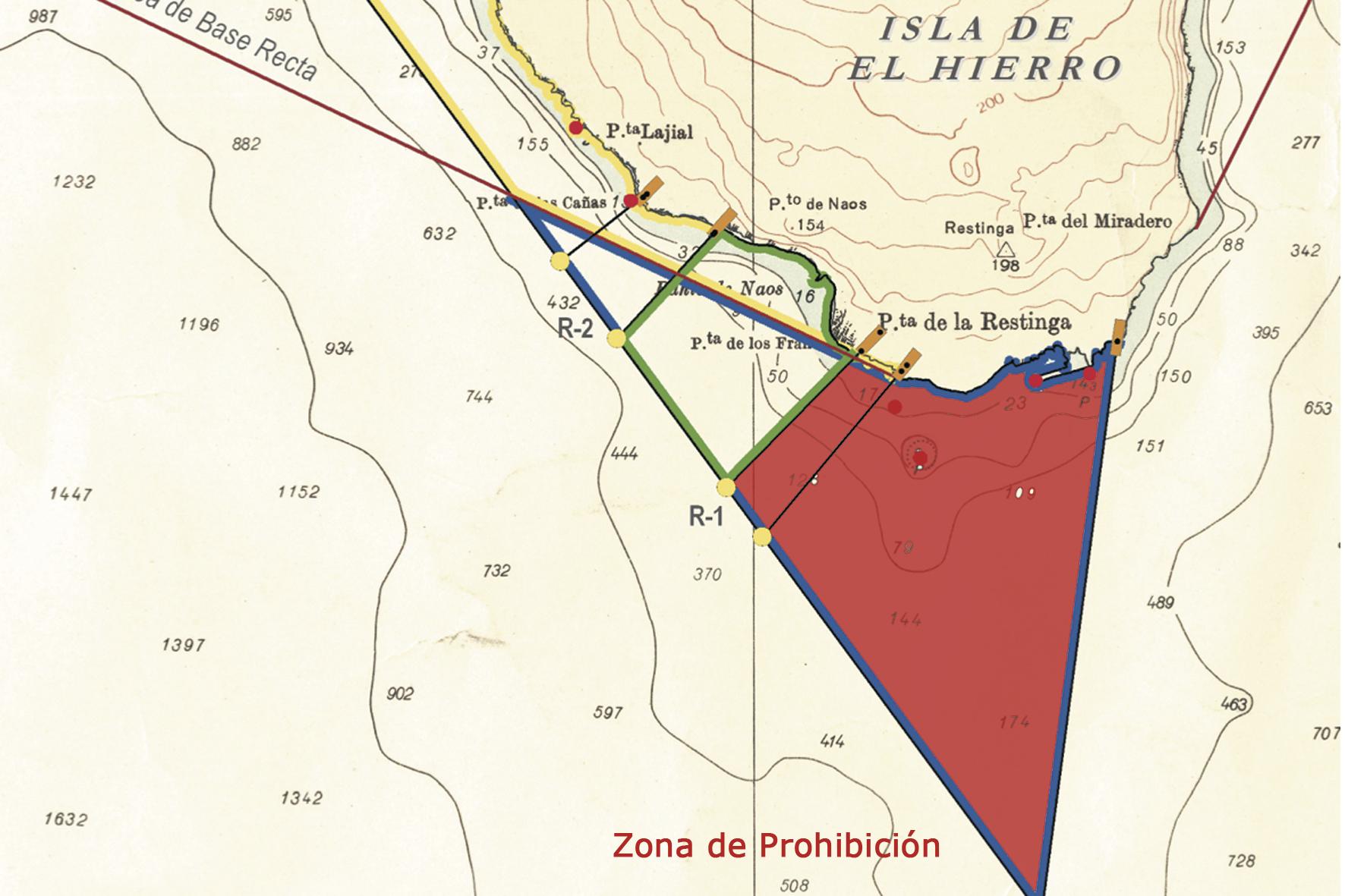 Se Prohibe Cautelarmente La Pesca Recreativa Con Caña Desde Tierra En La Zona Este De La Reserva Marina